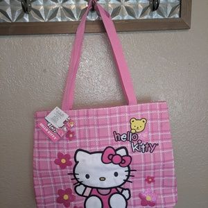 Hello Kitty Pink tote